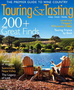 Grassini Vineyards on Touring & Tasting cover