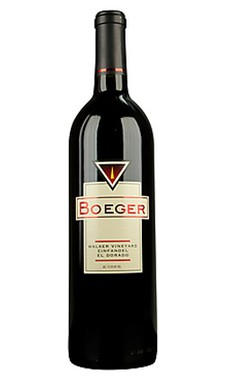 2013  Boeger Walker Vineyard Zinfandel