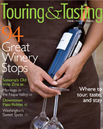 Touring & Tasting Wine Magazine