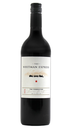 2012 The Whitman Express Conductor Red