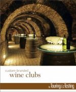 Custom Brand Wine Club Brochure